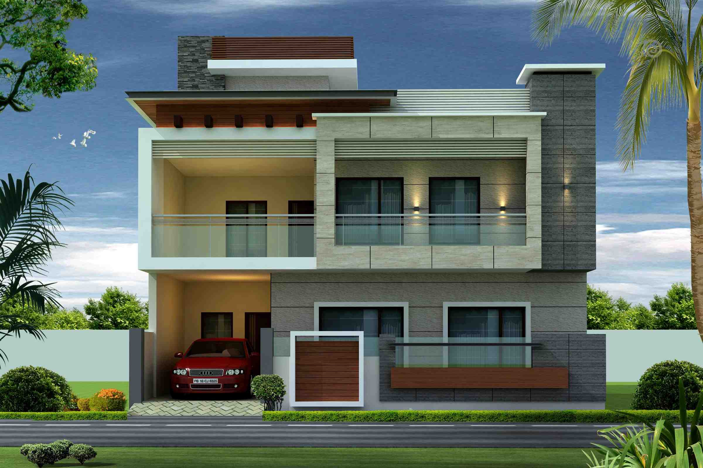 Architectural house plans in punjab for Architecture design for home in punjab
